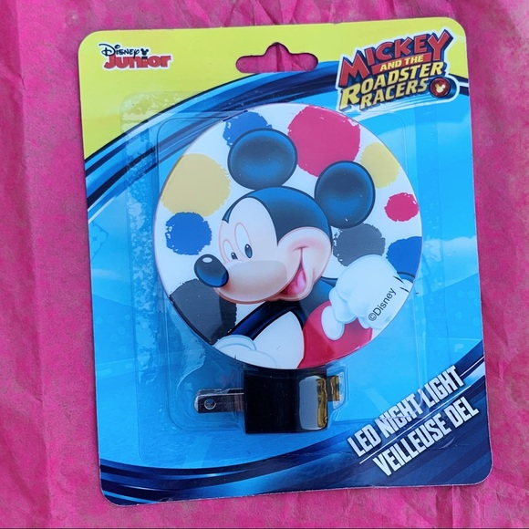 Disney Other - mickey mouse night light 💗